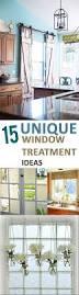 kitchen window treatments ideas 15 unique window treatment ideas window treatments unique