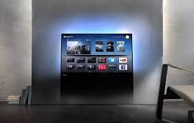 philips design fernseher philips designline tv eine glasscheibe viel technik
