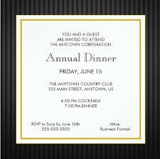 dinner invitation 7 business dinner invitations designs templates free
