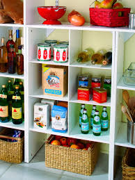 Storage Ideas For Small Kitchen by Pantry Organization And Storage Ideas Hgtv
