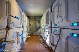 airport sleep pods are here for stranded passengers bloomberg