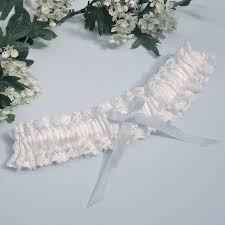 Wedding Garters Silk Wedding Garters Silk Bridal Garters Silk Garters Garters In