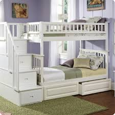 Bed Bunks For Sale Bunk Beds Atlantic Furniture Columbia Staircase With