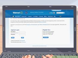how to get a job at walmart 13 steps with pictures wikihow