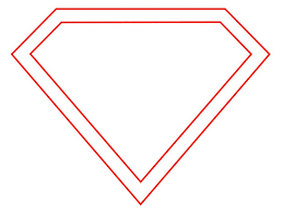 superman logo coloring pages qlyview