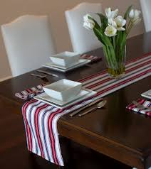 Fourth Of July Tablecloths by Amazon Com Red White Blue Americana Stripe July 4th Patriotic