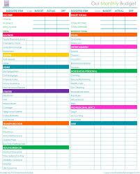 Print Spreadsheet Budget Planning Worksheets Worksheets Reviewrevitol Free