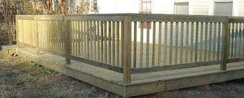 How To Build A Deck Handrail Deck And Handrail Murfreesboro Mt Juliet Franklin