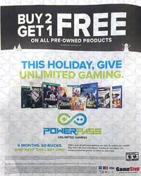 gamestop black friday 2017 ad scan
