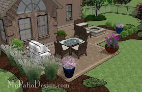 Paver Patio Design Lightandwiregallery Com by Patio Designs On A Budget Lightandwiregallery Com