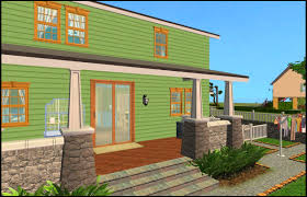 Bugalow 49 by Mod The Sims Family Bungalow