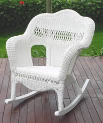 White Wicker Outdoor Patio Furniture White Wicker Chairs Outdoor Furniture The Home Redesign