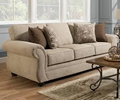signature design by ashley camden sofa united furniture simmons camden parchment sofa the classy home