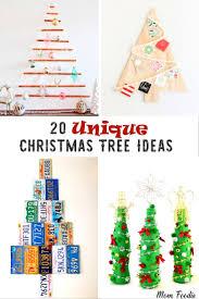 20 unique christmas tree ideas diy holiday trees mom foodie