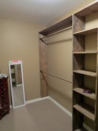 how to make a walk in closet out of a small room home design ideas