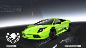 Lamborghini Murcielago Green - nfsmods lamborghini murciélago u002705