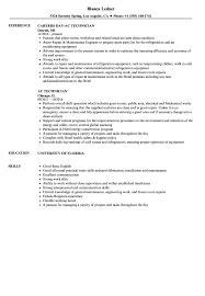 technical resume exles ac technician resume sles velvet