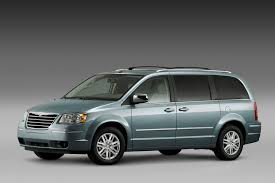 2008 chrysler town u0026 country overview cars com