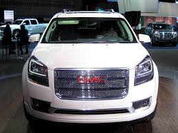 the 2013 acadia denali
