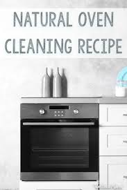 how to clean a self cleaning oven glass door natural oven cleaning with baking soda wellness mama