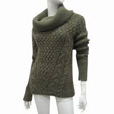 knitted sweater s knitted sweater with turtle neck global sources