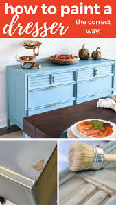 How To Paint A Bookcase White by How To Paint A Dresser The Correct Way Designer Trapped In A