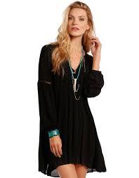 black cut out dress rock roll women s sleeve lace cutout dress black
