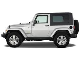 jeep wrangler 2 door hardtop image 2008 jeep wrangler 4wd 2 door sahara side exterior view