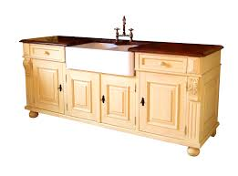 bathroom glamorous prague style standing double butler sink unit