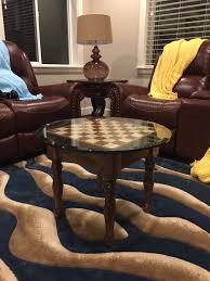 chess table features osborne legs osborne wood videos