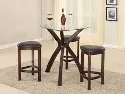 Round Pub Table Set Bar Mini Bar Table Set Likable Small Kitchen Table Sets