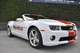 camaro pace car chevrolet to sell 500 indy pace car replicas