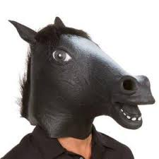 Horse Head Mask Meme - buy creepy horse head masks in australia with great deal and