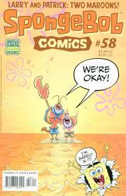 spongebob comics 59 issue