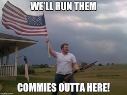 Redneck Meme Generator - redneck shotgun and flag meme generator imgflip
