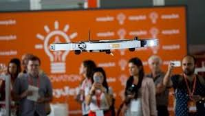 siege easyjet easyjet to use drones for aircraft inspection hardware itnews