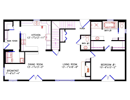 Cape Floor Plans by Cape Cod