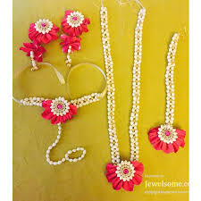 flower jewellery fresh flower jewellery designs jewelsome