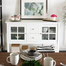 Black Hutch Buffet With Wood Top Buffets Sideboards U0026 China Cabinets Shop The Best Deals For Nov