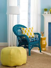 Cheap Wicker Chairs Best 25 Spray Paint Wicker Ideas On Pinterest Painted Wicker