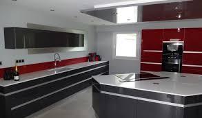 cuisine thionville cuisine amenagee avec ilot central 7 cuisine am233nag233e