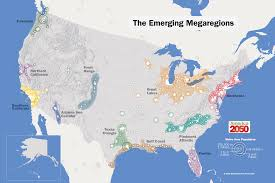 United States Map By Region by Our Maps America 2050