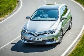 auris 2015 toyota auris 1 2 turbo 5dr manual review review autocar
