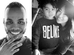 celebrity korean and black couples past and present asian