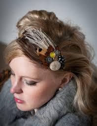 feather headbands fascinators feather headband vintage headbands feather
