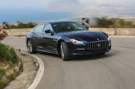white maserati sedan 2017 maserati quattroporte s q4 granlusso one week review