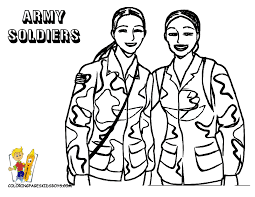 soldier coloring pages military coloring page military free
