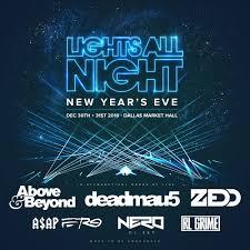 lights all night 2016 lineup lights all night 2016 dallas tx tickets
