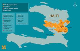 World Map Haiti by Hurricane Matthew Devastates Southern Haiti Partners In Health