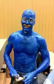 Blue Man Group Halloween Costume Tobias Fünke Halloween Costume